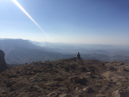 Drakensberg - the best hike of my life 2