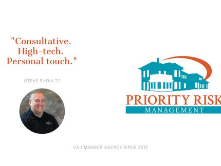 UAII Member Spotlight - Priority Risk Management