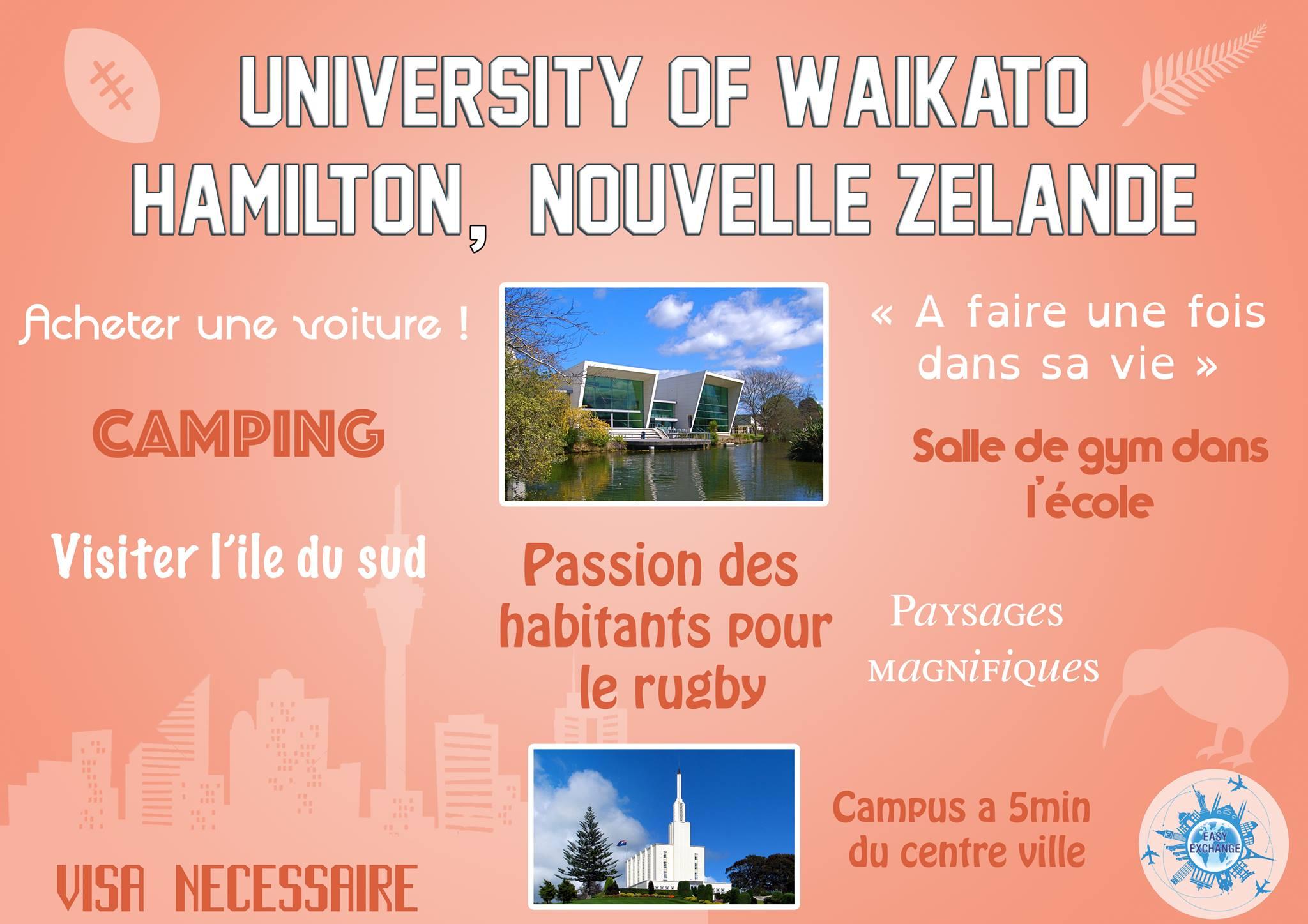 Waikato Hamilton