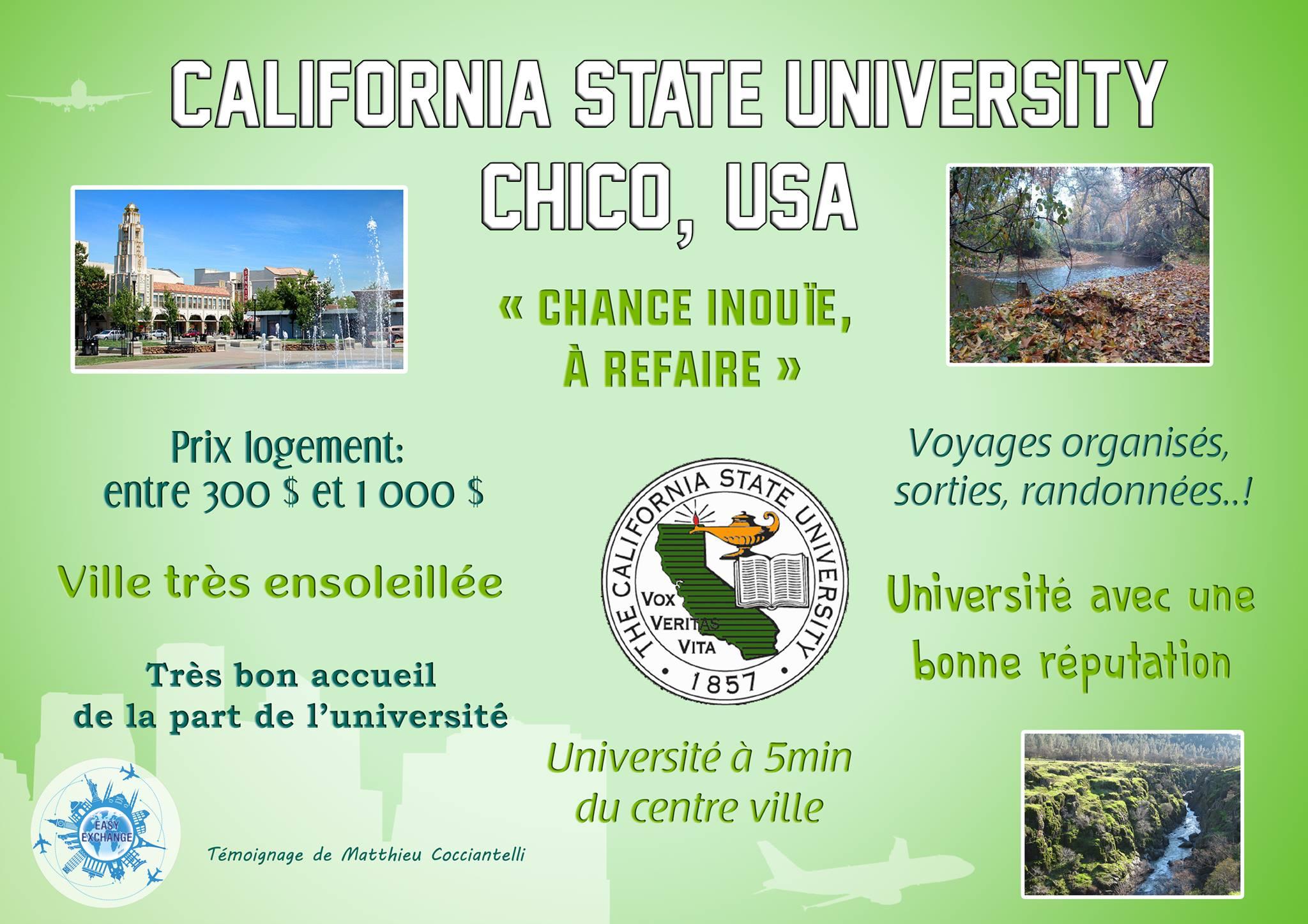 California State Univeristy Chico