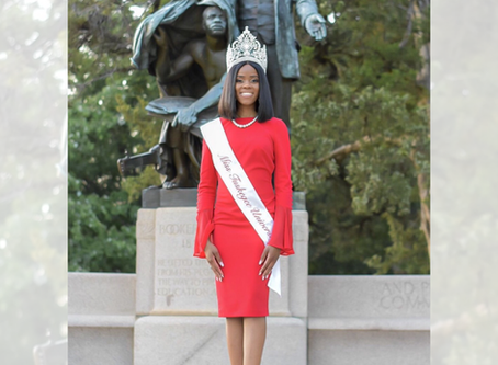 A Conversation with HBCU Royalty - Miss Tuskegee University Simone Amos