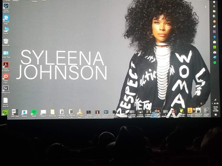 "Syleena Johnson Releases Tenth Studio Album ""Woman"""