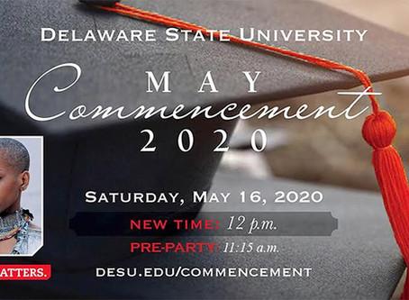 Erykah Badu, Joe Biden and Other Stars Headline Delaware State University 2020 Virtual Graduation