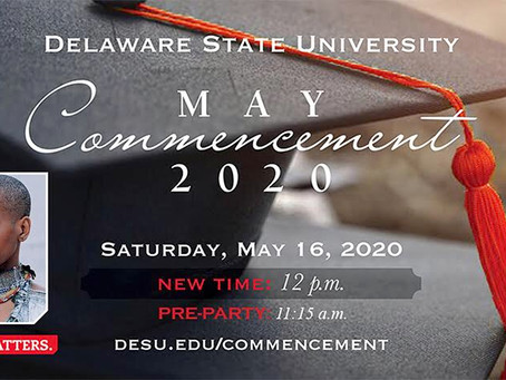 Erykah Badu, Joe Biden and Other Stars Headline Delaware State University 2020 Virtual Graduation