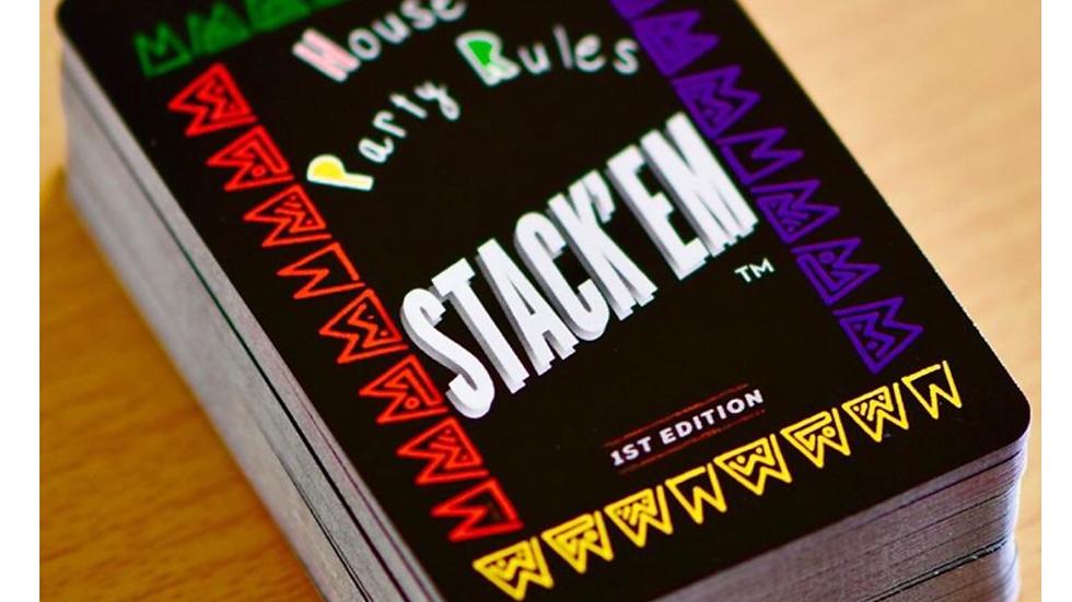 Stack Em Cards