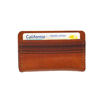(H5) Horizontal Slim Wallet