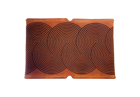 Swirl Passport Wallet