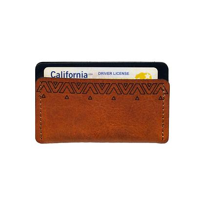 (H3) Horizontal Slim Wallet