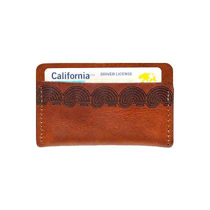 (H4) Horizontal Slim Wallet