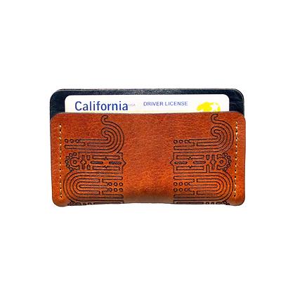 (H8) Horizontal Slim Wallet