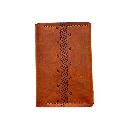 (B6) Bifold Wallet