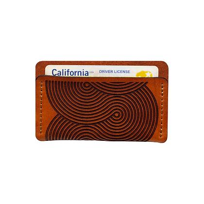 (H7) Horizontal Slim Wallet