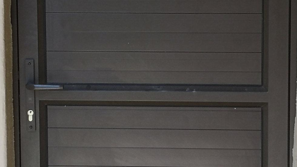 4 Panel Aluminium Door