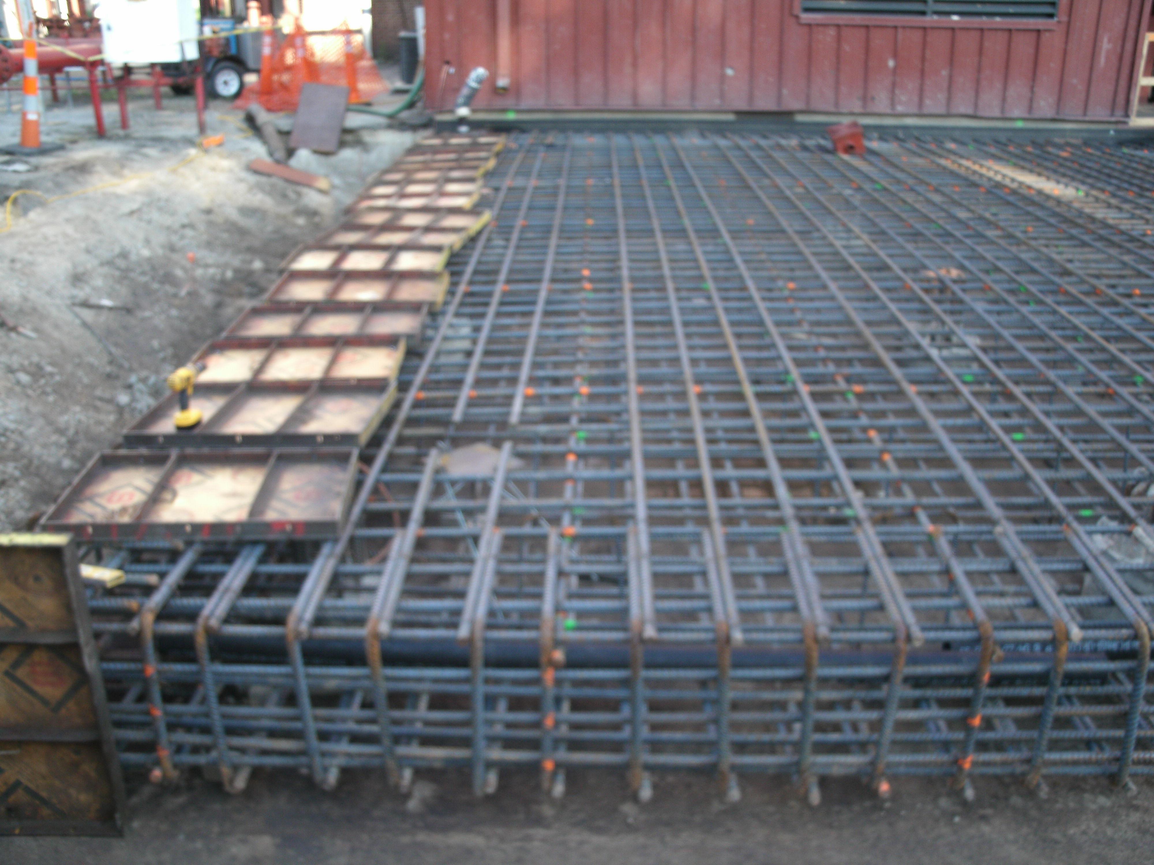 Blahnik Construction Industrial Project 1