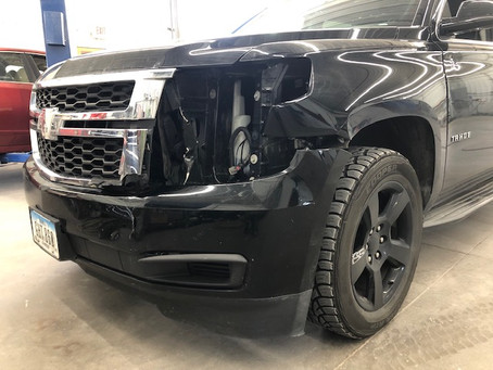 What to Expect in the Future of Auto Collision Repair