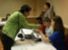 Hands-on instruction of science materials and evaluation of a blind students needs in the classroom