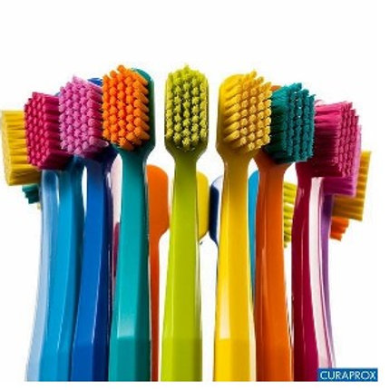 Curaprox 5460 Ultra-Soft Toothbrush (36 count)