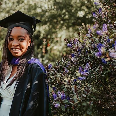 Tjashana Graduation