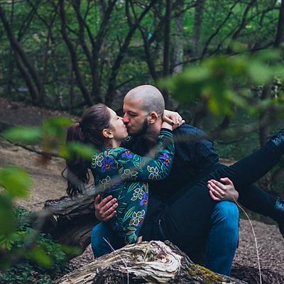 Nóri & Zsolti Engagement Photos