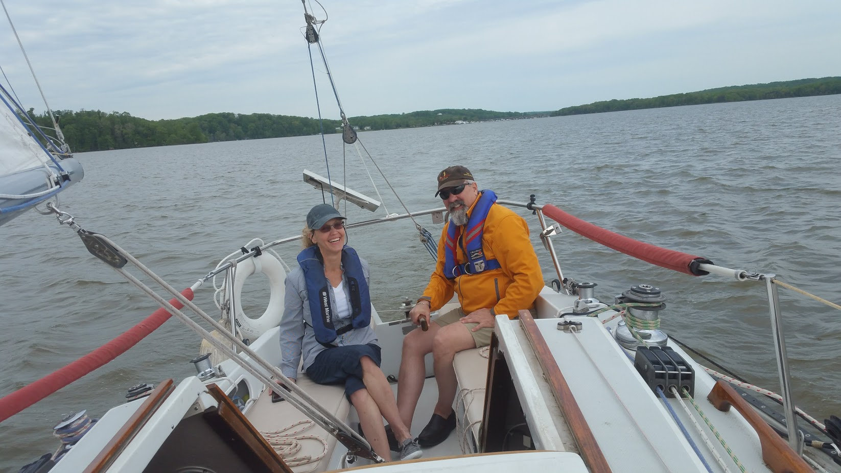 ASA 101 Beginning Keelboat Sailing
