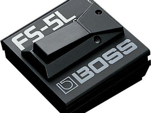 BOSS - FS-5L - Footswitch fonction active et coupe