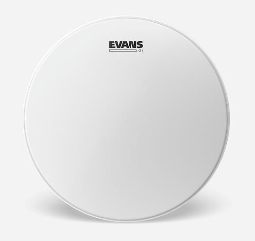 """EVANS - TOM G1 Clear - Peau de tom 1 16"""" - Reso"""