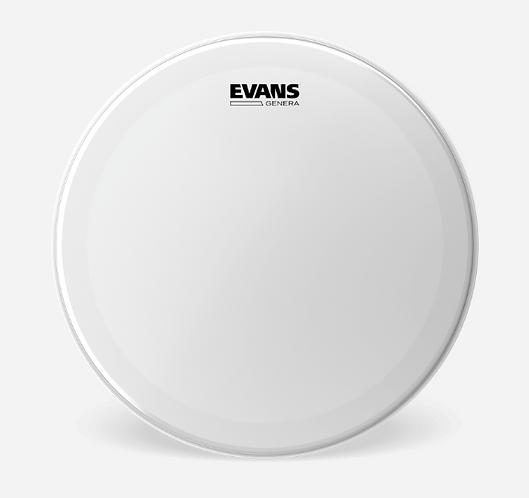 "EVANS - SNARE Coated GENERA - Peau caisse claire 14"" - Batter"