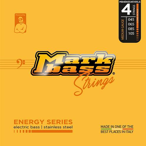MARKBASS - Energy Series - 45-105 - Ensemble de 4 cordes