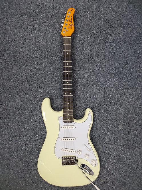 Jay Turser Junior Ivoire - Guitare électrique
