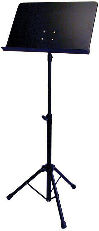 PROFILE - MS140B - Lutrin musical avec plateau métal plein