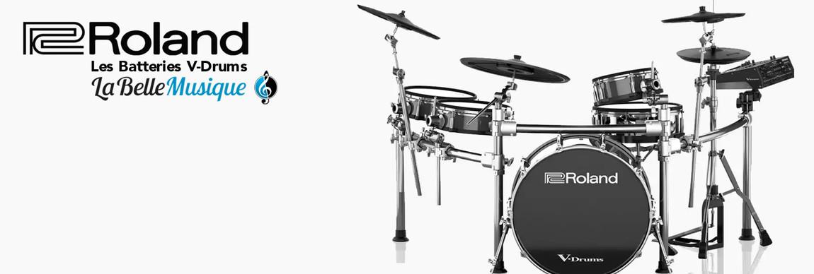 ROLAND - V-Drums batterie électronique