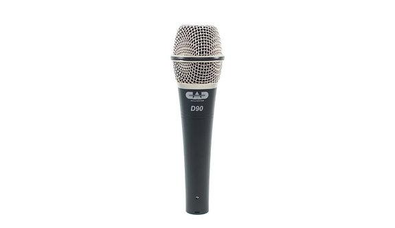 CAD Audio - D90 - Microphone dynamique pour la voix - Supercardioïde