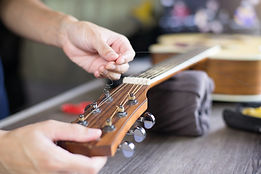 Acoustic guitar care, Craftsman is chang