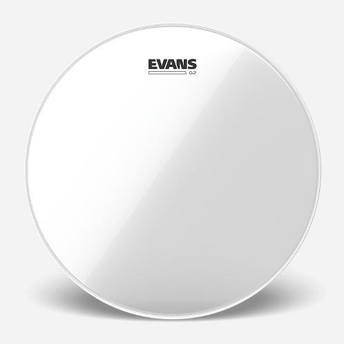 """EVANS - TOM G2 Clear - Peau de tom 16"""" - Batter"""