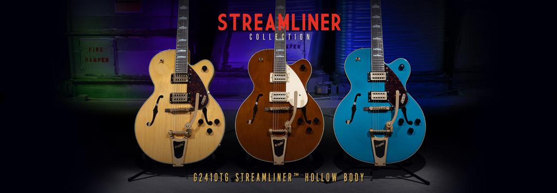 GRETSCH - Streamliner Collection