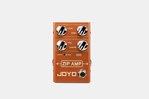 JOYO - R-Série - ZIP AMP R-04- Pédale d'effet pour guitare - Overdrive