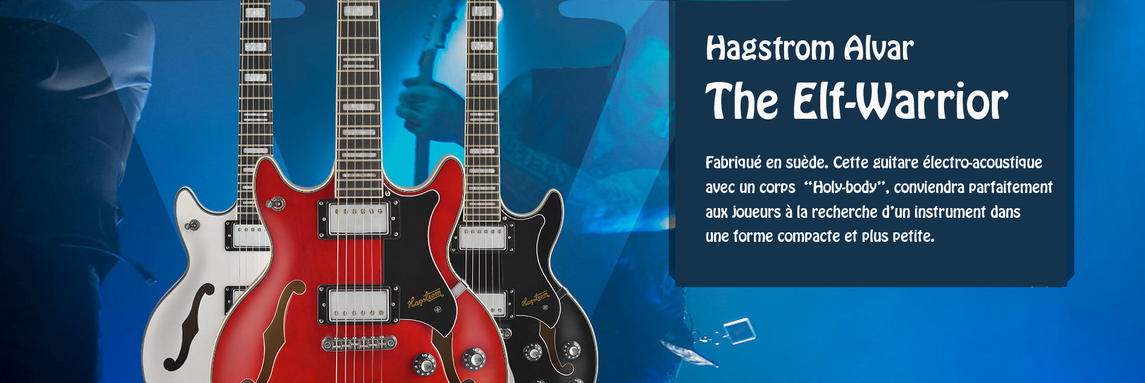 HAGSTROM - TheElF Warrior