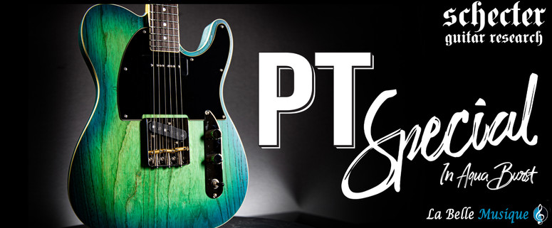 SCHECTER Guitar Research - PT Special