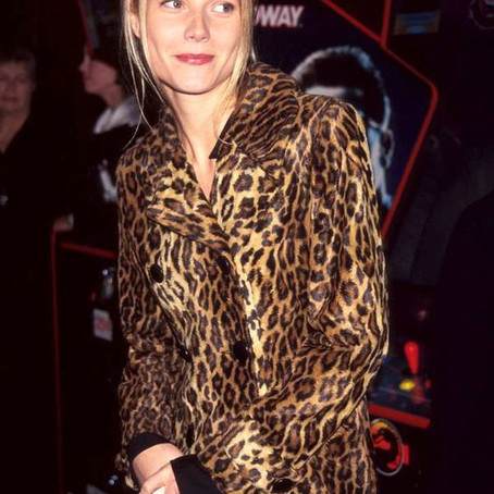 The Spiciest Animal Print Looks of the 90s/Early 00s.