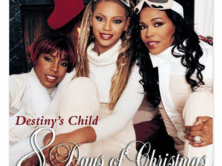 10 Festive Bangers For Your 90's/Early 00's Themed Christmas