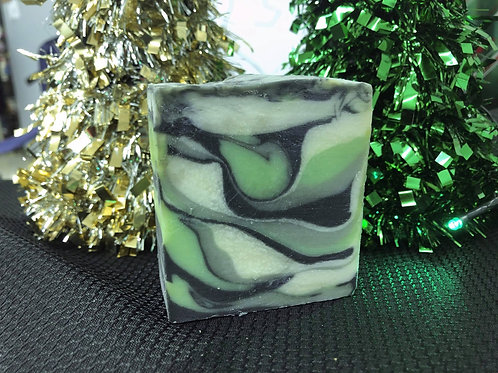 Green Unscented Men's Soap