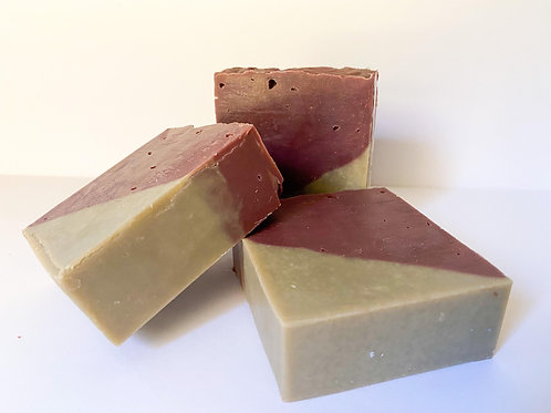 Spicy Soda Pop Soap