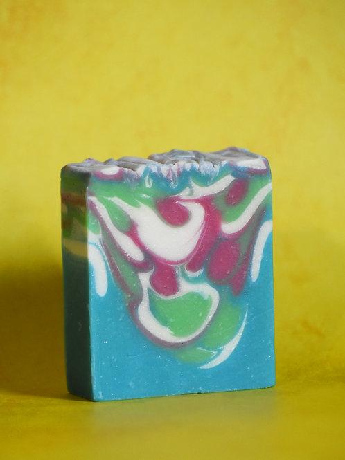 Floral Melon Artisan Soap