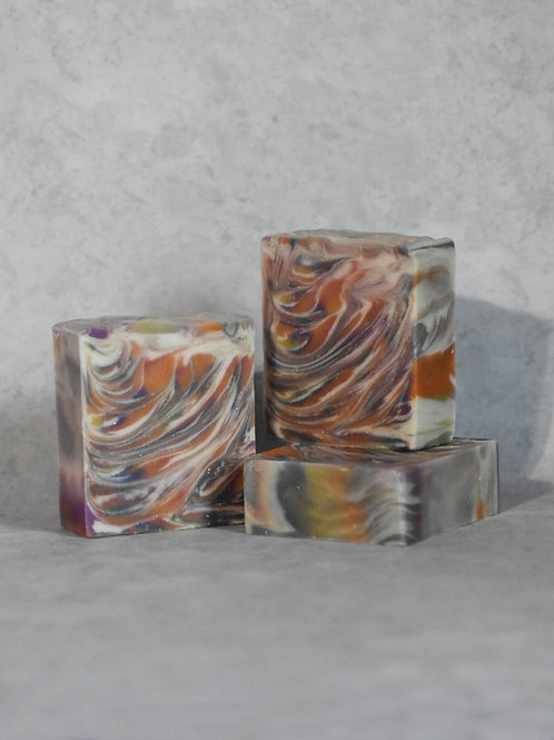 Tangy Fruit Slices Artisan Soap Bar
