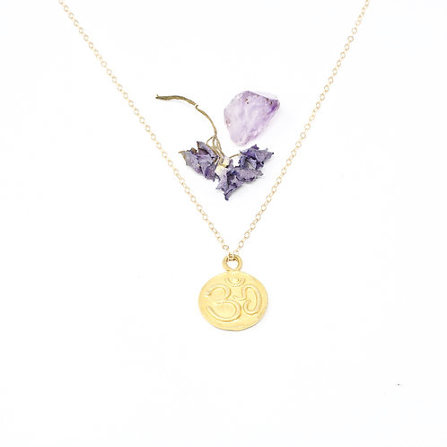 SPIRITUAL SELF - 14K gold filled necklace