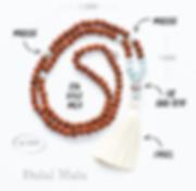 Dalai Mala, mala's anatomy, markers, guru bead, tassle, 108 beads, zen style mala,
