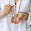Thumbnail: PHASES OF THE SOUL - STERLING SILVER JAPA MALA