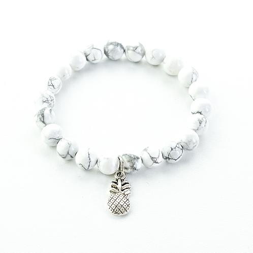 Dalai Mala, semi precious gemstone, bracelet, basic collection, yoga fashion, yogi