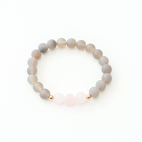 STRENGTH - 14k rose gold filled basic
