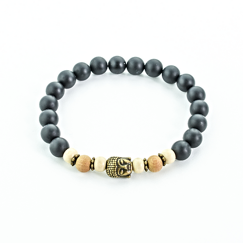 Dalai Mala, bracelet, buddha, yoga jewelry, yogi, Montreal fashion